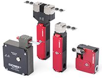 Электромеханические предохранительные выключатели с защитной блокировкой