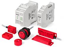 Предохранительные выключатели с магнитным кодированием