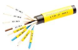 Маркировка проводов, кабелей, аппаратов