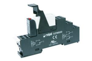 Интерфейсное реле типа PI84 с колодкой GZMB80