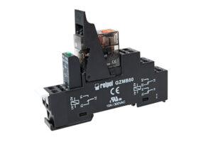 Интерфейсное реле типа PI84P с колодкой GZMB80