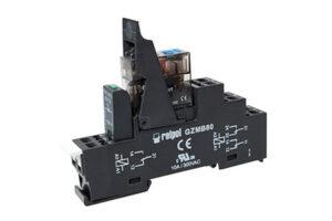Интерфейсное реле типа PI85P с колодкой GZMB80