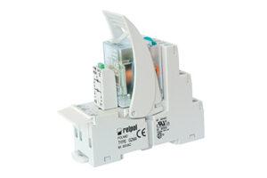 Интерфейсное реле типа PIR4 с колодкой GZM4