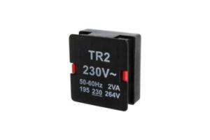 Трансформаторы питания типа TR2 для реле серии MR-G...